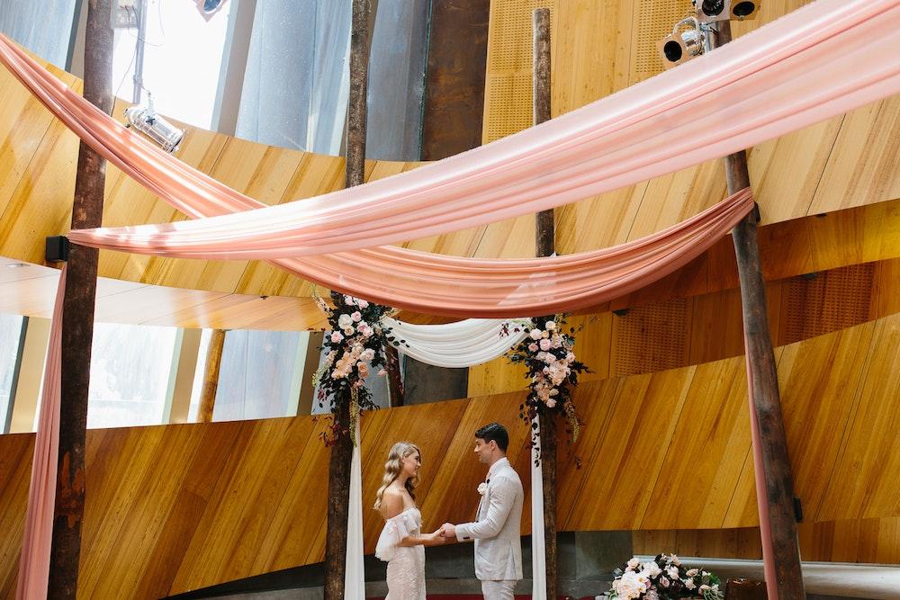Ceremony   Bridesmaids Duties   LENZO