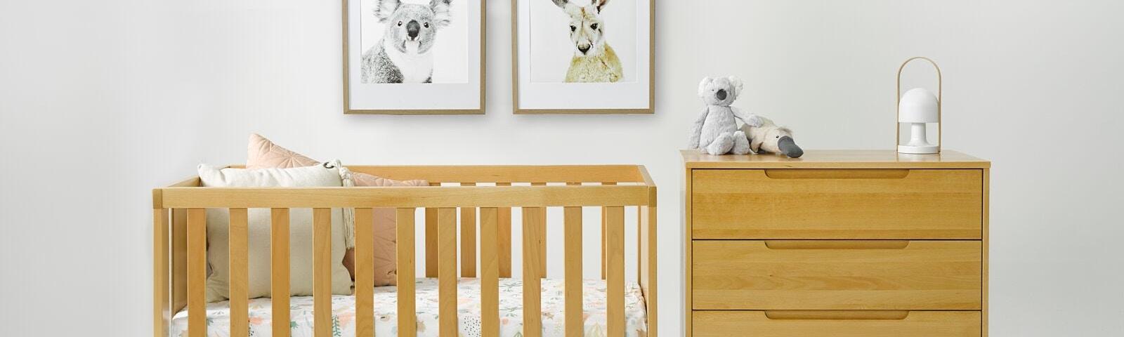 New Nursery Furniture