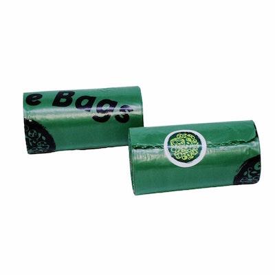 Bio-Gone Biogone Biodegradable Dog Waste Bags - 400 Bags (20 Rolls)