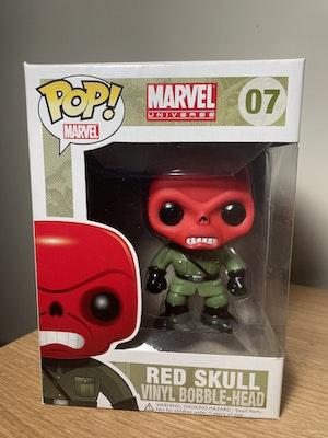 Red Skull #07 Funko Pop! Vinyl