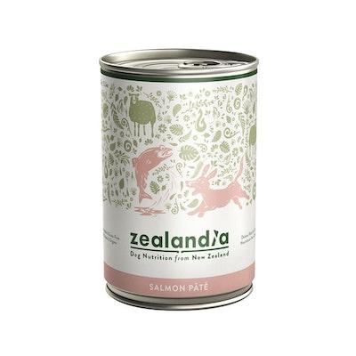 ZEALANDIA Salmon Pate Dog Wet Food 385g
