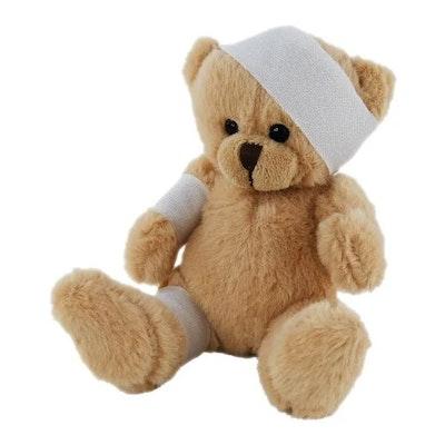 Tebby Bears  Bandaged Bear
