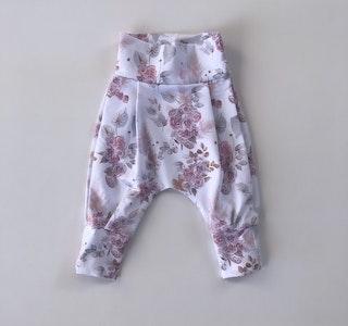 Roses Harem Pants