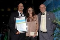 Excellence award  reflects Australiana Top Tourist Park Hervey Bay friendly guarantee