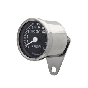 Cafe Racer Mini Speedometer