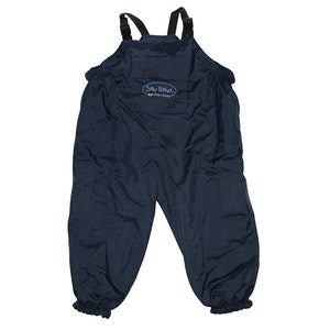Silly Billyz Large No Lined Navy Waterproof Overalls
