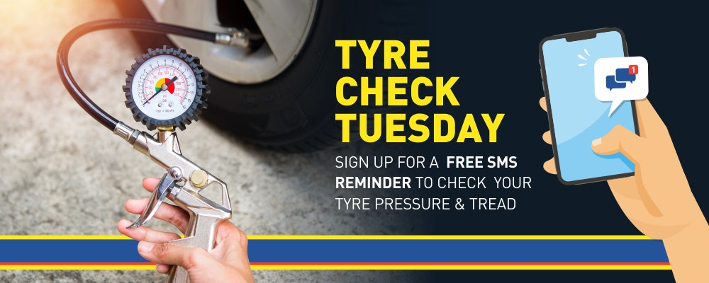 Tyre Check Tuesday