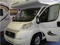 Jayco builds on the Fiat Ducato Maxi