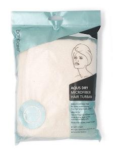 Basic Care Aqus Dry Microfiber Hair Turban