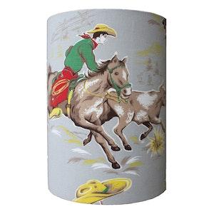 Ride 'Em Cowboy Lampshade