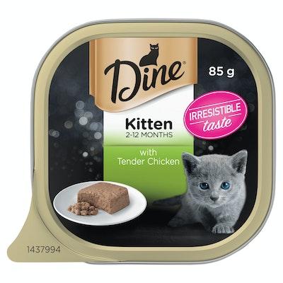 Dine Kitten Tender Chicken Wet Cat Food