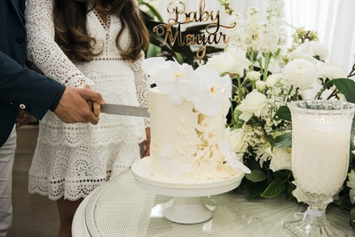 AN ELEGANT BABY SHOWER