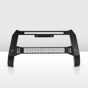 """Steel Nudge Bar 3"""" Grille Guard for Isuzu D-MAX DMAX MY2012 - MY2020"""