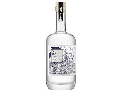 23rd Street Distillery Navy Strength Gin 700mL