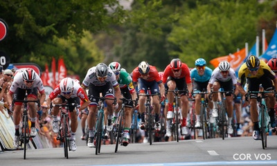 Santos Tour Down Under Stage Five Race Results