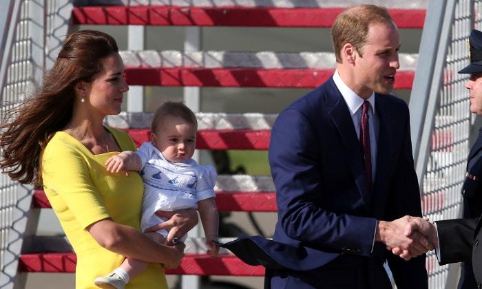 Prince George visit to Australia!