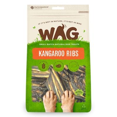 WAG Kangaroo Ribs Dog Treats