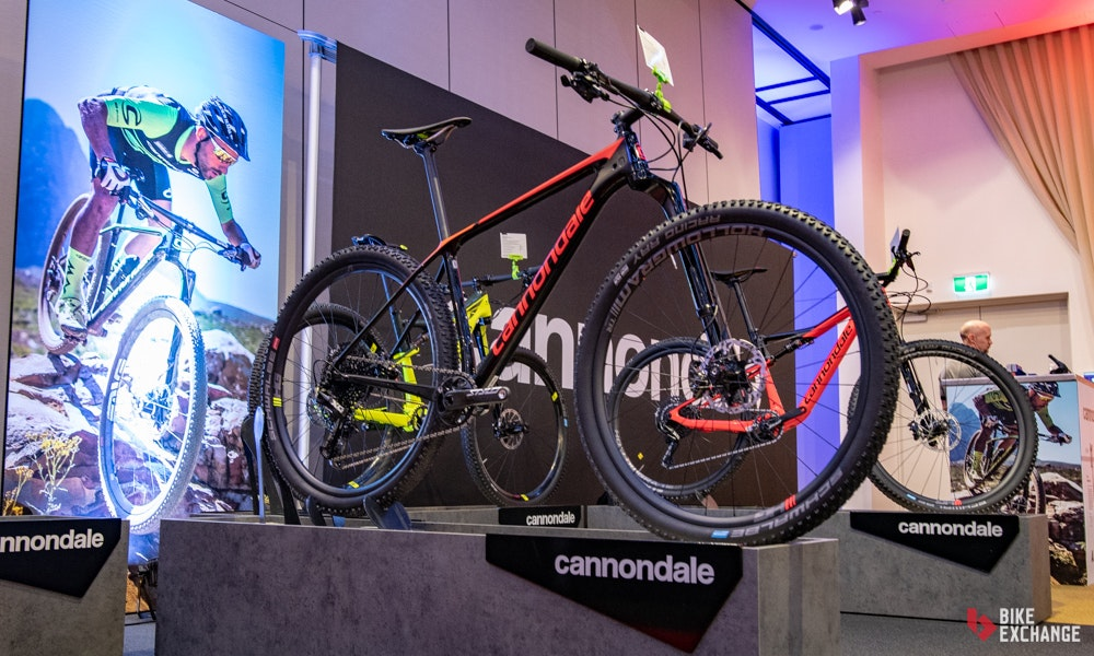 dc8001e6e97 New 2019 Cannondale Bike Range Highlights