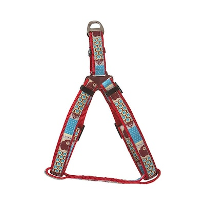 Hamish McBeth Red Swimmable Dog Harness