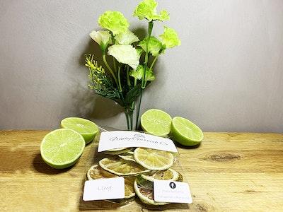 Fruity Garnish Co Dehydrated Limes