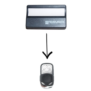 Remote Pro Firmamatic Compatible Remote