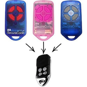 Remote Pro ATA PTX-4 Compatible Remote