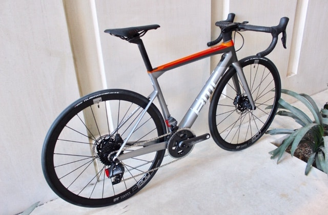 BMC 2020 Teammachine SLR02 Disc One built by Bike Force Docklands
