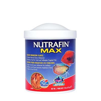 Nutrafin Max Tropical Colour Flakes 215G