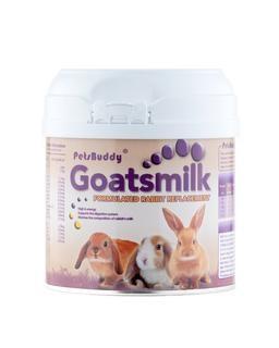 Pet Buddies PetsBuddy Goatsmilk Formulated Rabbit Replacement