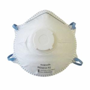 P2 Valved Respirator Pk10