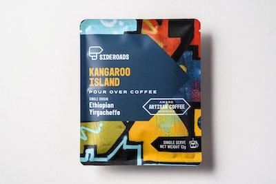 Sideroads Kangaroo Island - Box of 10 | Drip coffee sachets