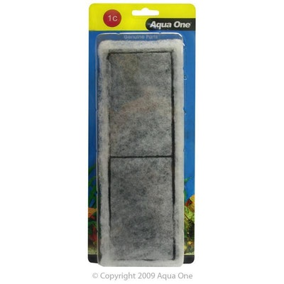 Aqua One Carbon Cartridge 2pk 1c
