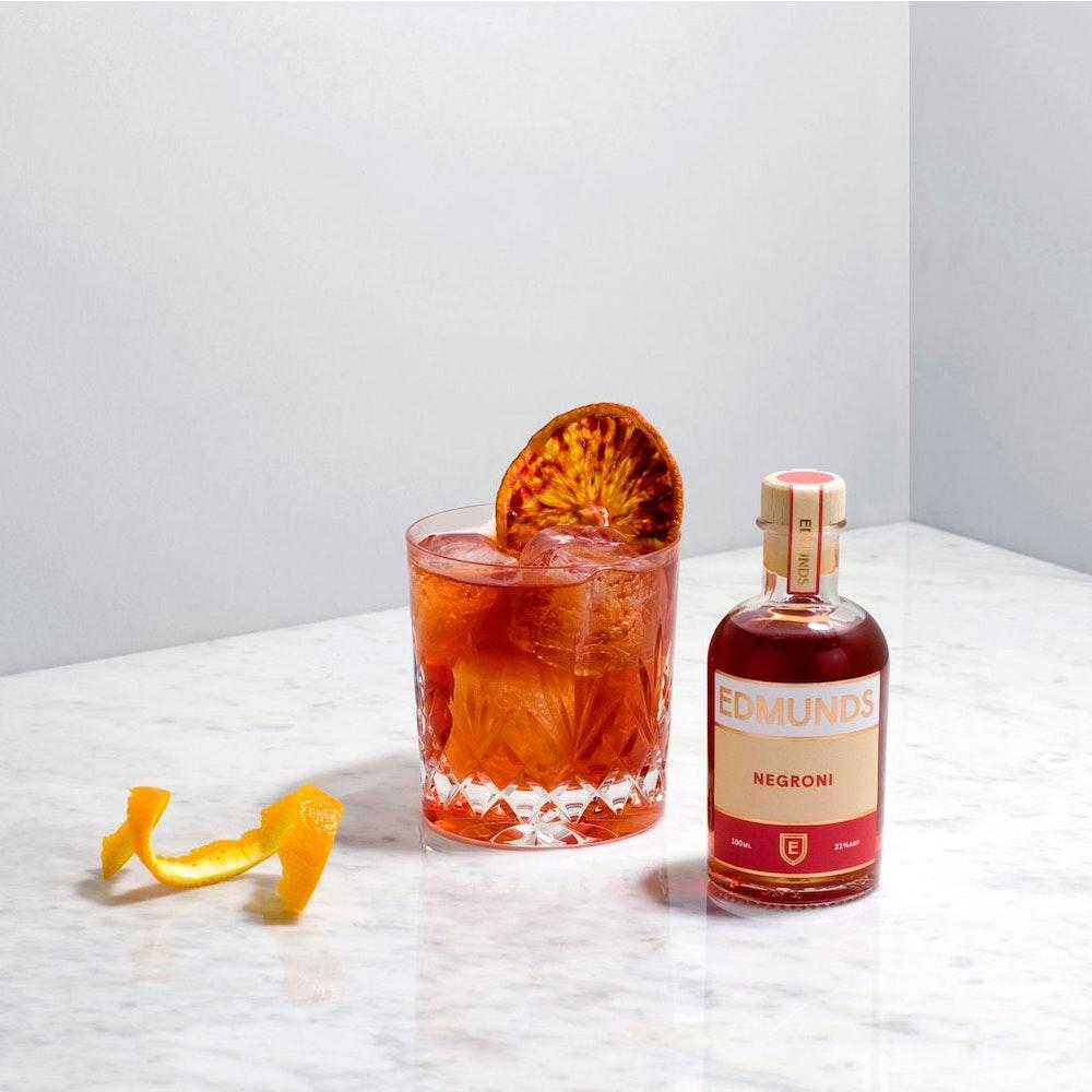 Edmunds Cocktails Negroni (box Of 6 Cocktails)