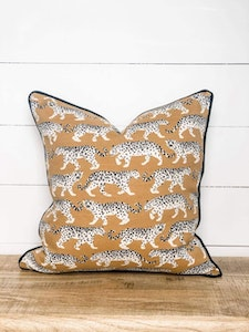 Outdoor Cushion Cover - Cat Walk Palms