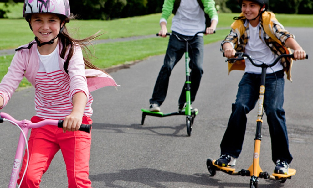 Best Scooters for Kids | How to choose a scooter by age