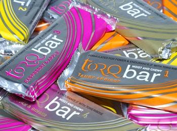 Torq Nutrition Bar, Bars