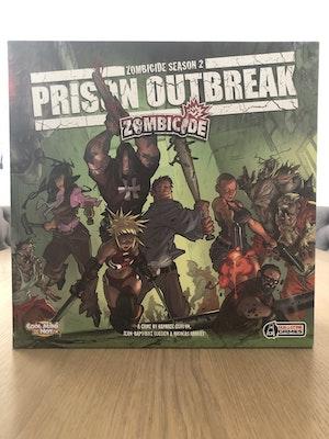 Zombicide - Prison Outbreak