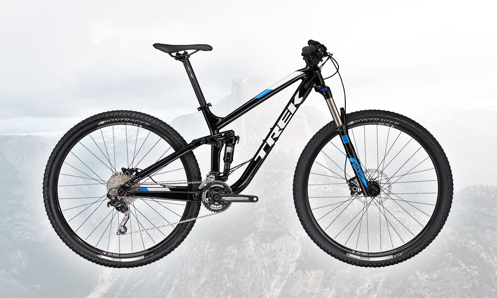 fullpage Best Trail Mountain Bikes for AU 3 000 BikeExchange 2017 Trek Fuel
