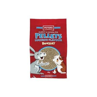 Peters Lucerne Pellets 4kg