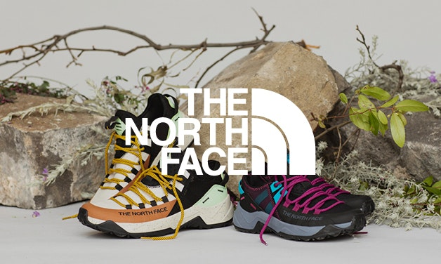 Shop The North Face on Crèmm