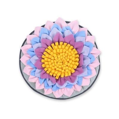 DoggyTopia Lotus Flower Snuffle Mat