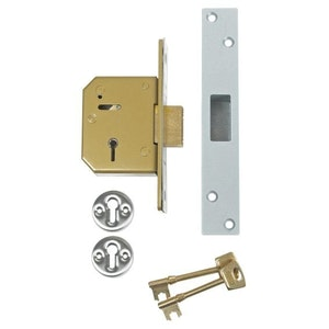 Chubb / Union 3G115 5 Lever High Security Mortice Lock