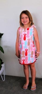 Handgrown Threads Dress - Size 4 - Hanging Dresses