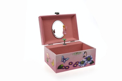 Kaper Kidz FAIRY KEEPSAKE MUSIC BOX