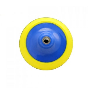 "CAM 6"" Back Up Pad Velcro (14mm Thread)"