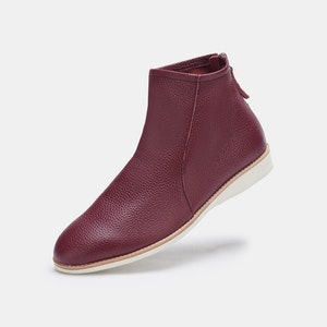 Rollie Nation Aura Boot Merlot