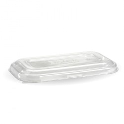 BioPak - Lunch Box Clear Lid 750ml