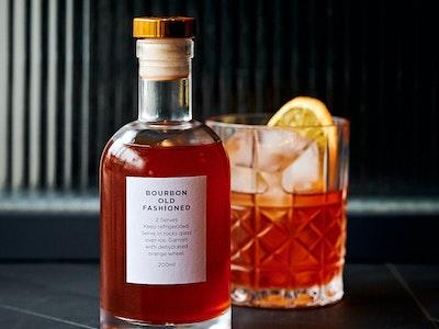 Bourbon Old Fashioned (2 Serves)
