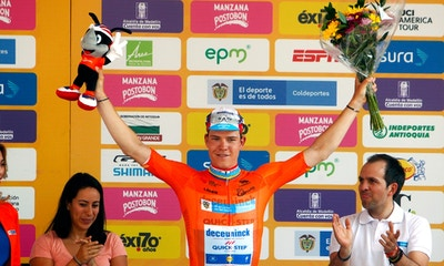 Jungels se Lleva la Victoria en la Etapa 4 del Tour Colombia 2.1