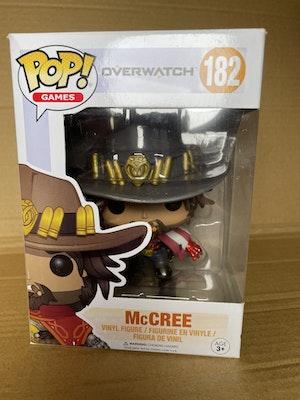 POP! Overwatch McCree (USA)#182)
